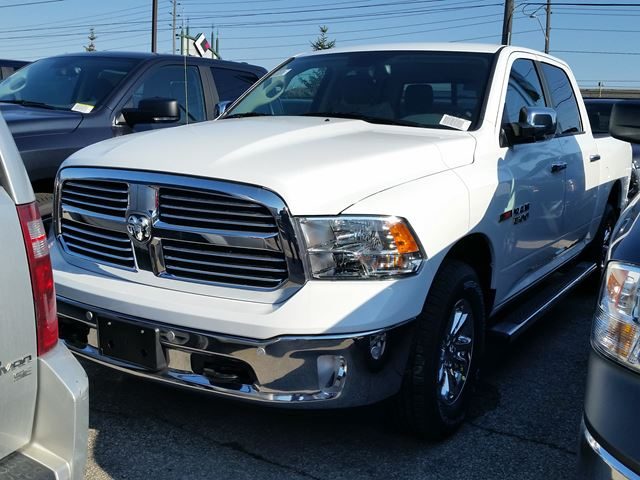 2016 dodge ram 1500 big horn 4x4 vaughan ontario car for sale 2335761. Black Bedroom Furniture Sets. Home Design Ideas