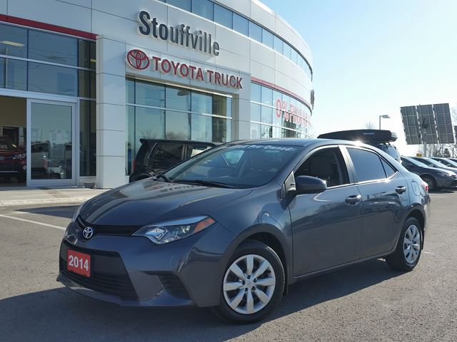 2014 toyota corolla le off lease one owner toyota certified used vehicle click for more. Black Bedroom Furniture Sets. Home Design Ideas