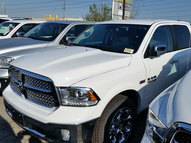 2016 dodge ram 1500 laramie 4x4 vaughan ontario car for. Black Bedroom Furniture Sets. Home Design Ideas