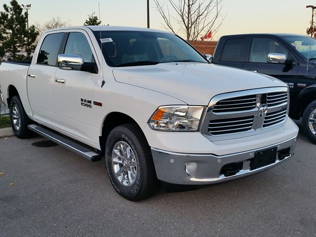 2016 dodge ram 1500 big horn 4x4 vaughan ontario car for sale 2336030. Black Bedroom Furniture Sets. Home Design Ideas