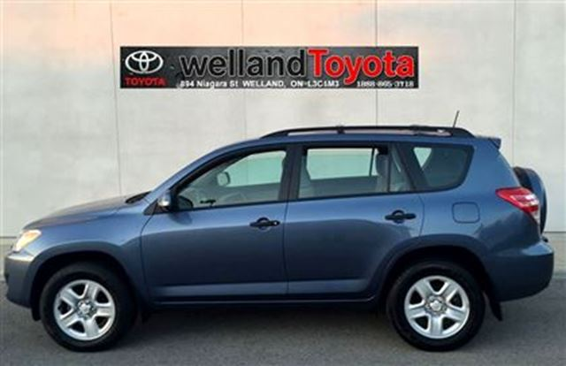 2012 toyota rav4 all wheel drive welland ontario used car for sale 2337217. Black Bedroom Furniture Sets. Home Design Ideas