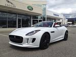 2014 Jaguar F-TYPE Convertible V8 S in Kelowna, British Columbia