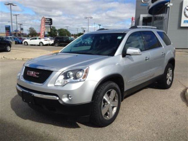 2010 gmc acadia slt leather earn up to 1 000 reward. Black Bedroom Furniture Sets. Home Design Ideas