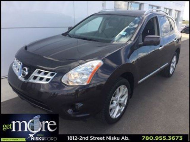 2012 nissan rogue sl leduc alberta used car for sale. Black Bedroom Furniture Sets. Home Design Ideas