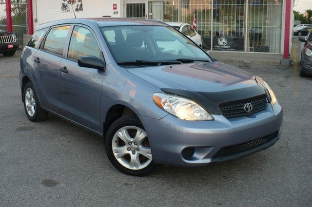 2006 Toyota Matrix certified & e-tested in Toronto, Ontario