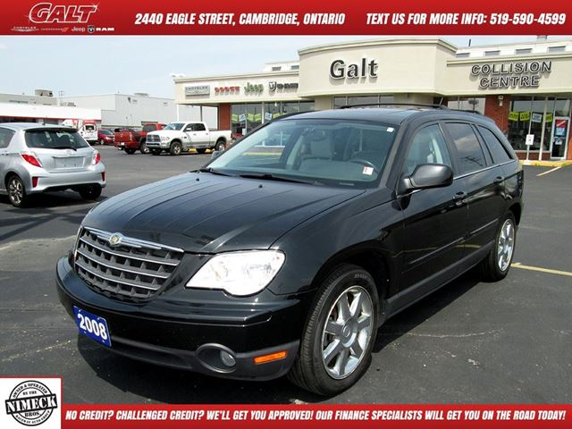 2008 chrysler pacifica touring reviews. Black Bedroom Furniture Sets. Home Design Ideas