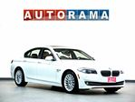 2011 BMW 5 Series XI NAVIGATION LEATHER SUNROOF AWD in North York, Ontario