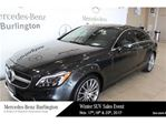 2016 Mercedes-Benz CLS550 4matic Coupe in Burlington, Ontario