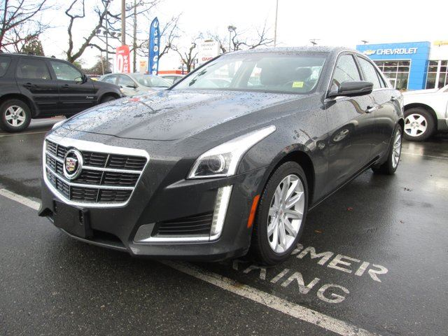 2014 CADILLAC CTS Luxury in Victoria, British Columbia
