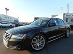 2012 Audi A8 4.2 QTRO - NAVI - NIGHT VISION in Oakville, Ontario