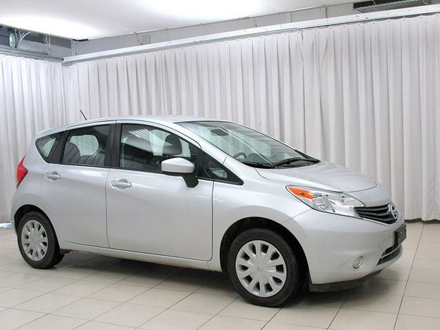 Nissan Versa Note Pure Drive