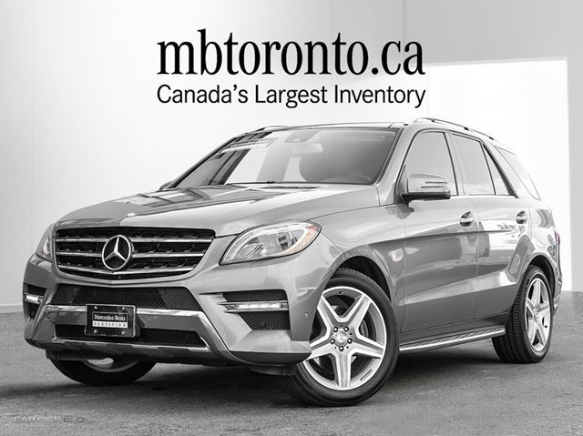 2013 mercedes benz ml350 bluetec 4matic palladium silver. Black Bedroom Furniture Sets. Home Design Ideas