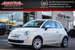 2016 Fiat 500 Pop NEW Automatic Trans. Air Conditioning Trac Cntrl Brake Assist. Electronic Stability GREAT VALUE! in Thornhill, Ontario