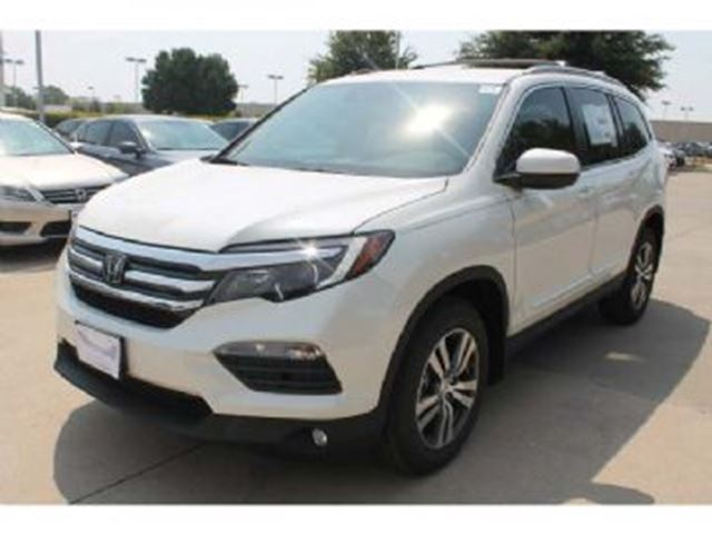 Lease a new honda autos post for Honda pilot leases