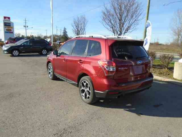 2014 subaru forester 2 0xt limited eye whitby ontario. Black Bedroom Furniture Sets. Home Design Ideas