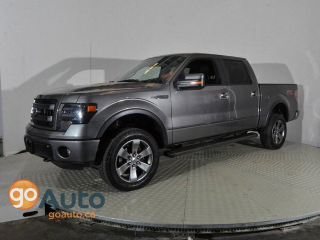 2014 ford f 150 fx4 grey kentwood ford. Black Bedroom Furniture Sets. Home Design Ideas
