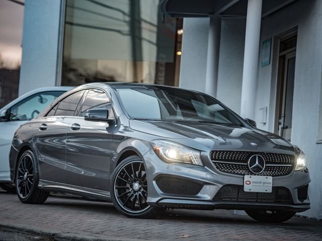2014 mercedes benz cla250 coupe edition 1 package ottawa for Mercedes benz cla250 used