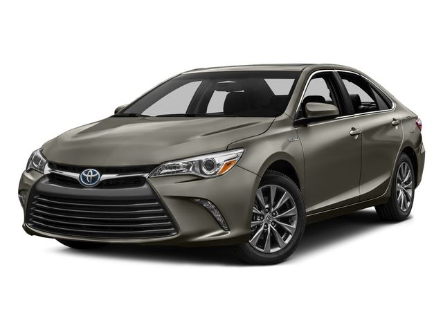 2016 toyota camry hybrid gray pre dawn grey mica attrell toyota new. Black Bedroom Furniture Sets. Home Design Ideas