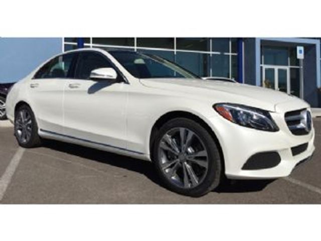 2015 mercedes benz c class white lease busters for 2015 mercedes benz c300 4matic luxury