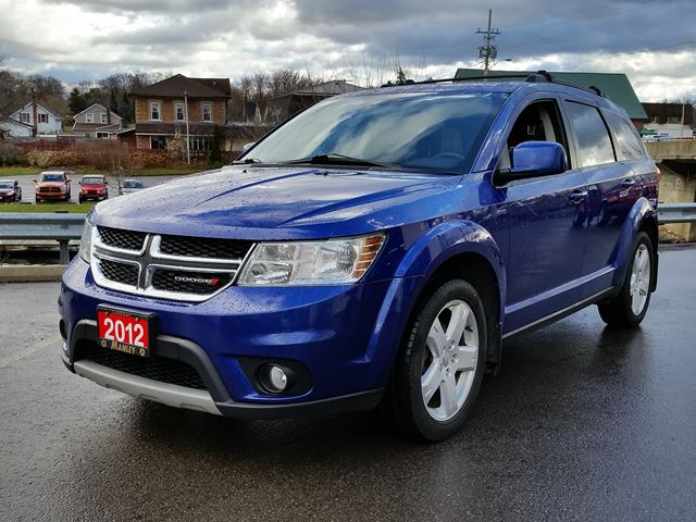 2012 dodge journey sxt blue manley motors limited for Manley motors used cars
