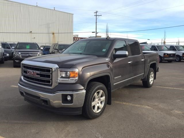 2015 gmc sierra 1500 slt airdrie alberta used car for sale 2338788. Black Bedroom Furniture Sets. Home Design Ideas