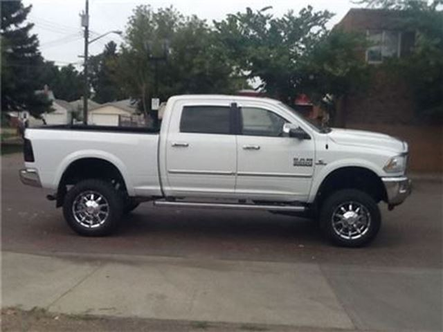 2013 dodge ram 3500 laramie lifted cummins edmonton alberta car for sale 2339652. Black Bedroom Furniture Sets. Home Design Ideas