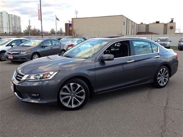 used 2015 honda accord sport sunroof heated seats for