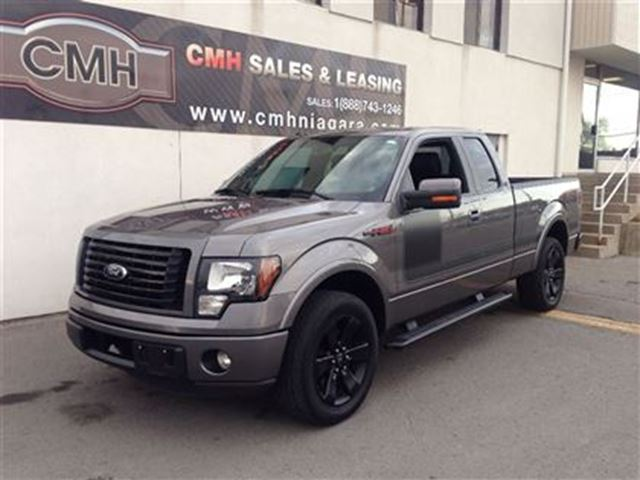 used 2012 ford f 150 fx2 sport leath certified for. Black Bedroom Furniture Sets. Home Design Ideas