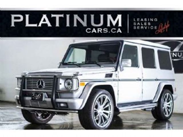 2005 mercedes benz g class mississauga ontario used car for 2005 mercedes benz g class
