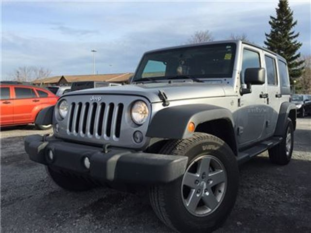 2014 jeep wrangler unlimited sport bluetooth auto oshawa ontario. Cars Review. Best American Auto & Cars Review