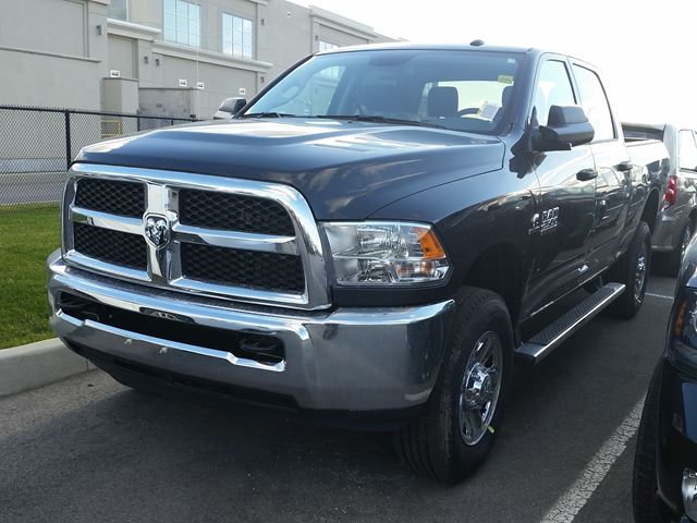 2016 dodge ram 2500 st milton ontario new car for sale 2340200. Black Bedroom Furniture Sets. Home Design Ideas