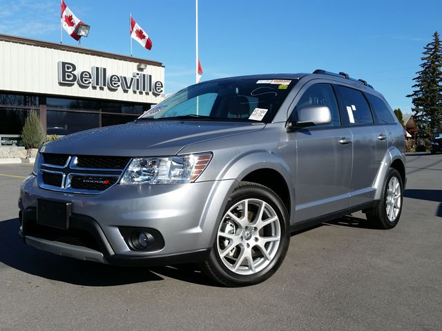 2015 dodge journey limited 7 seats heated seats steering wheel belleville ontario used car. Black Bedroom Furniture Sets. Home Design Ideas