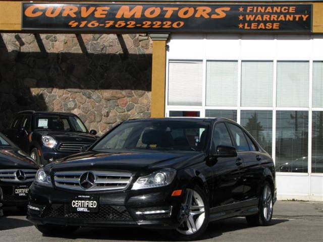 2012 mercedes benz c class c300 4matic executive technology pkg black curve motors. Black Bedroom Furniture Sets. Home Design Ideas