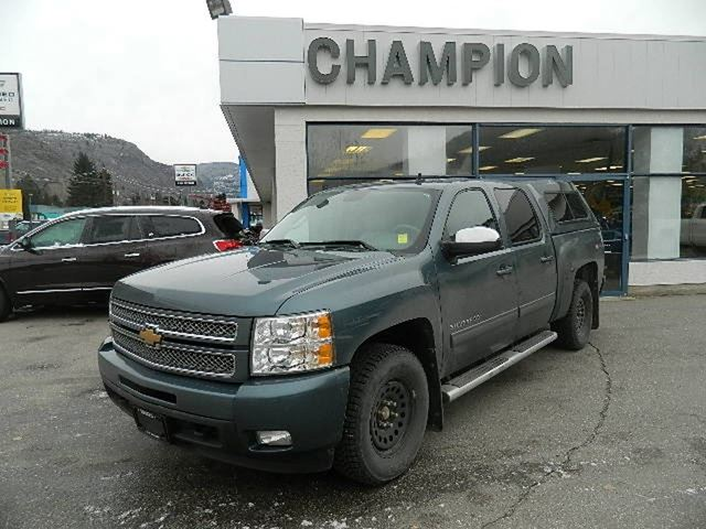 2012 Chevrolet Silverado 1500 LTZ in Trail, British Columbia