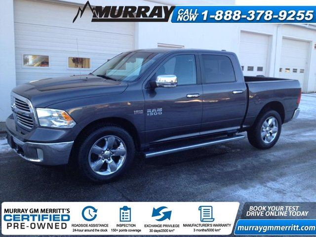 2014 DODGE RAM 1500 SLT in Merritt, British Columbia