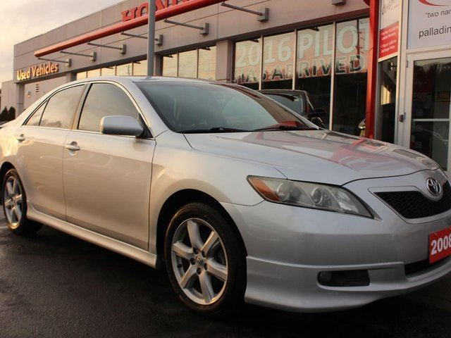 used 2008 toyota camry for 6924 in sudbury ontario 2006451. Black Bedroom Furniture Sets. Home Design Ideas