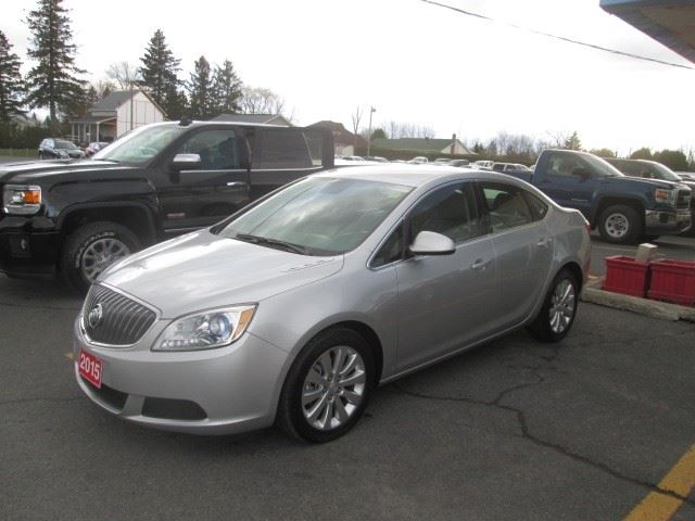 2015 buick verano green valley ontario used car for sale 2342667. Black Bedroom Furniture Sets. Home Design Ideas