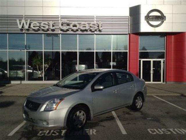 2008 Nissan Sentra 2.0 in Pitt Meadows, British Columbia