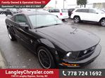 2006 Ford Mustang V6 w/ Power Accessories & A/C in Surrey, British Columbia