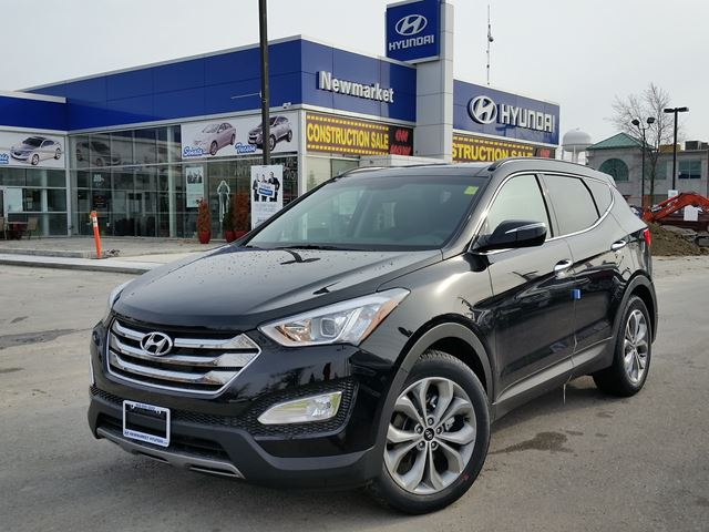 2016 hyundai santa fe limited black newmarket hyundai new car. Black Bedroom Furniture Sets. Home Design Ideas