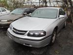 2001 Chevrolet Impala YOU SAFETY - YOU SAVE $$$! in St Catharines, Ontario