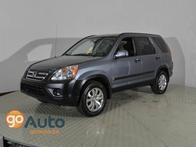 2005 honda cr v accident free edmonton awd crv grey for Gray honda crv