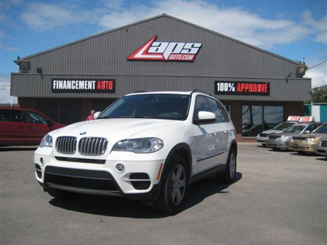 2012 BMW X5 xDrive35d (A6) Financement Maison in Sainte-Catherine, Quebec