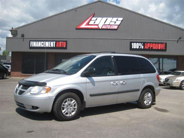 2006 Dodge Caravan Financement Maison WOW in Sainte-Catherine, Quebec