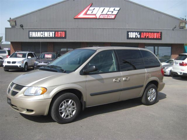 2006 Dodge Caravan Financement Maison Wow Rabais 500.00 in Sainte-Catherine, Quebec