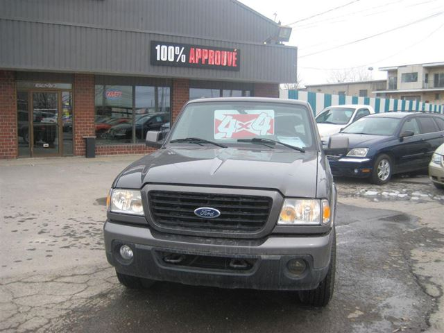 2009 ford ranger sport 4x4 financement maison sainte for Auto financement maison