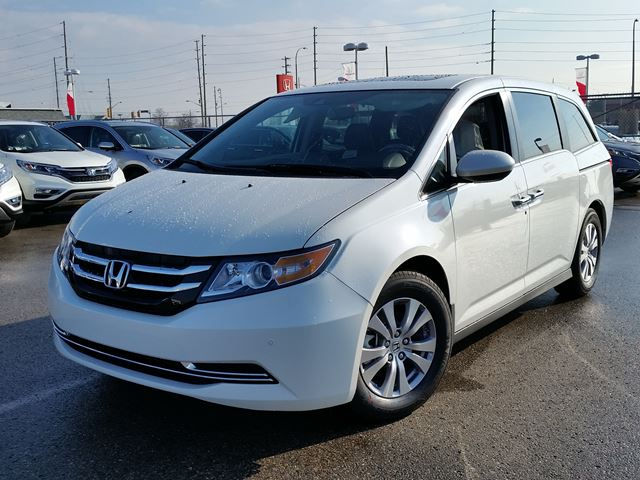 2016 honda odyssey ex l white whitby oshawa honda new. Black Bedroom Furniture Sets. Home Design Ideas