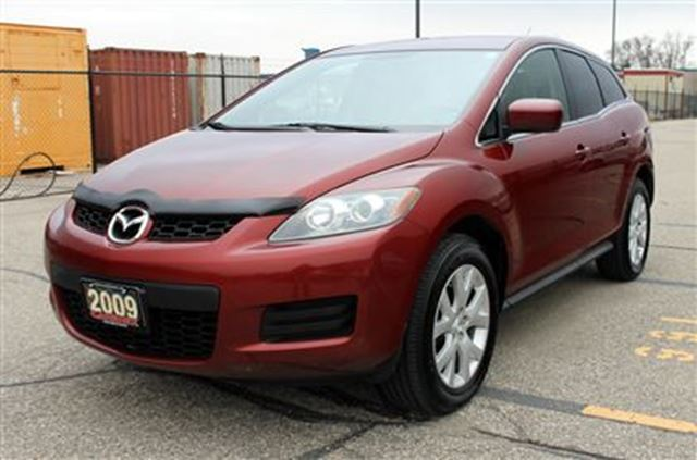 2009 mazda cx 7 gs awd leather sunroof red carimex. Black Bedroom Furniture Sets. Home Design Ideas