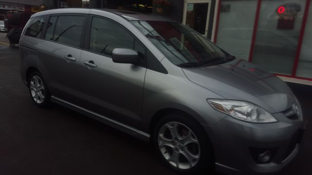 2010 Mazda Mazda5 Gt Grey For 11995 In Cambridge Thespec Com