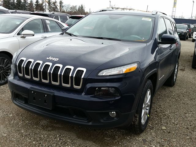 2016 jeep cherokee north 4x4 vaughan ontario car for sale 2343939. Black Bedroom Furniture Sets. Home Design Ideas